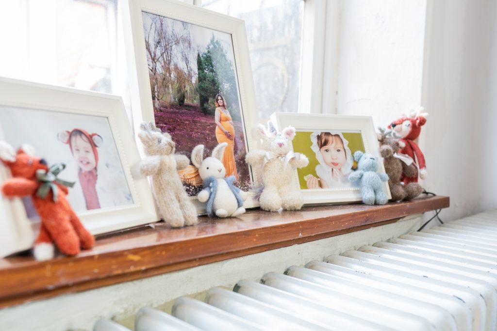 Referenzbilder und Accessoires für Neugeborenenfotos und Babyshootings in Bremen Elysianna Lumière Photography