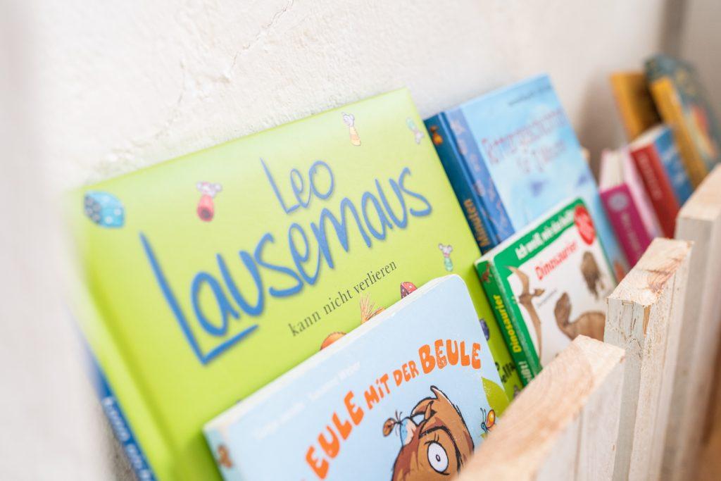 Details Spielecke für Kinder im Fotostudio Bremen Elysianna Lumière Photography