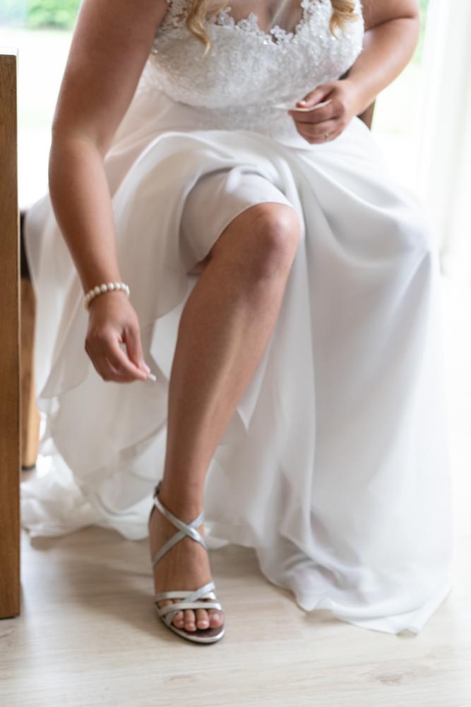 Getting Ready der Braut Hochzeitsfotograf Bremen