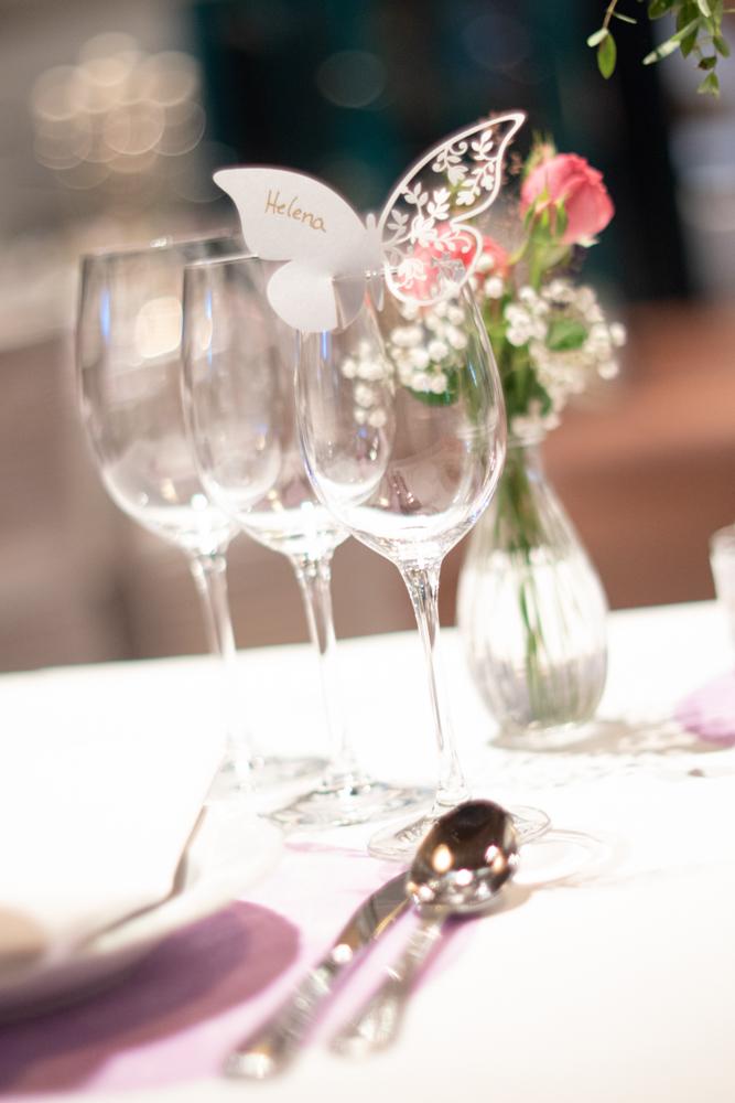 Hochzeitsdeko Schmetterlinge - Fotograf Bremen