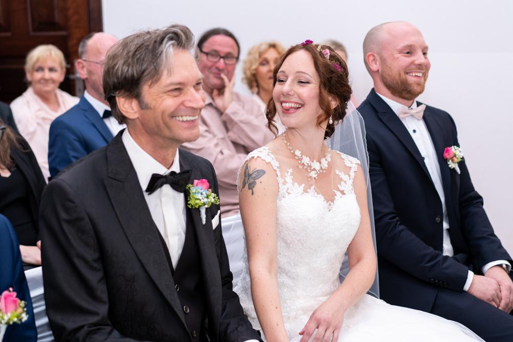 Hochzeitsfotograf Bremen - Begleitung einer standesamtlichen Trauung