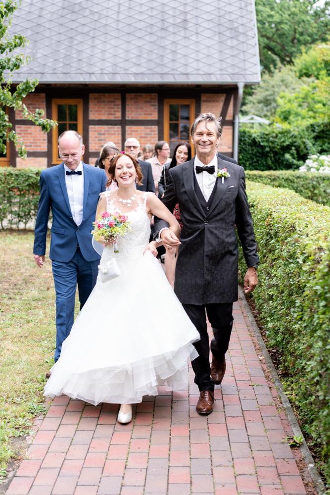 Authentische Hochzeitsfotos als Reportage