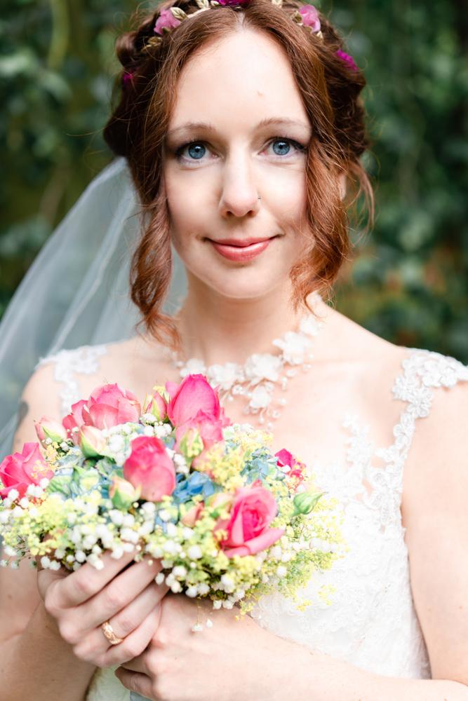 Brautportrait Hochzeitsfotos Bremen Oldenburg