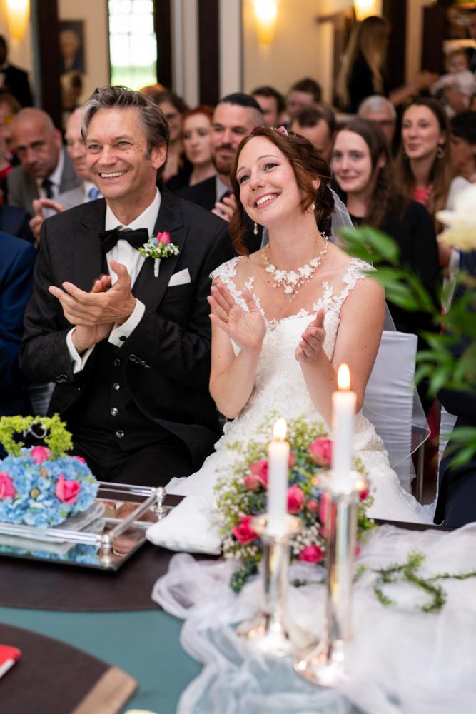 Standesamtliche Trauung im Lür-Kropp-Hof Bremen - Hochzeitsfotograf