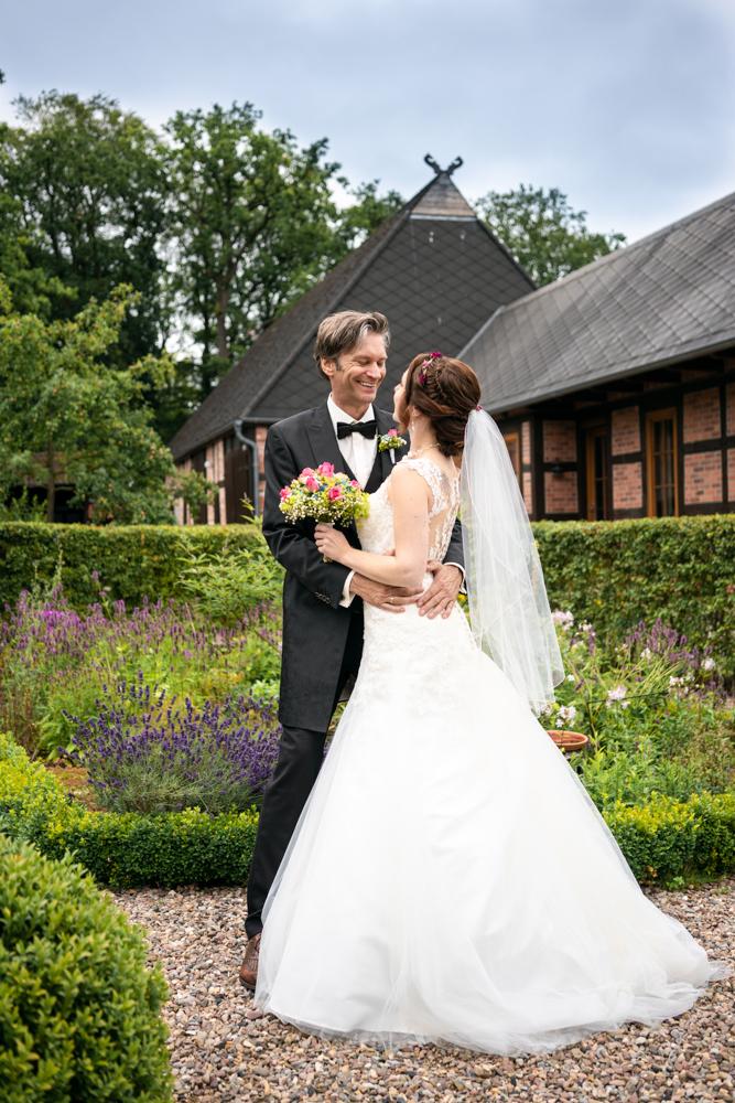 Hochzeitsfotos auf dem Lür-Kropp-Hof Bremen