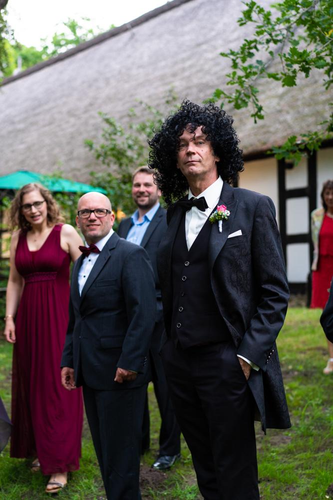 Outtake der Gruppenbilder - Hochzeitsfotograf Bremen I Elysianna Lumière Photography