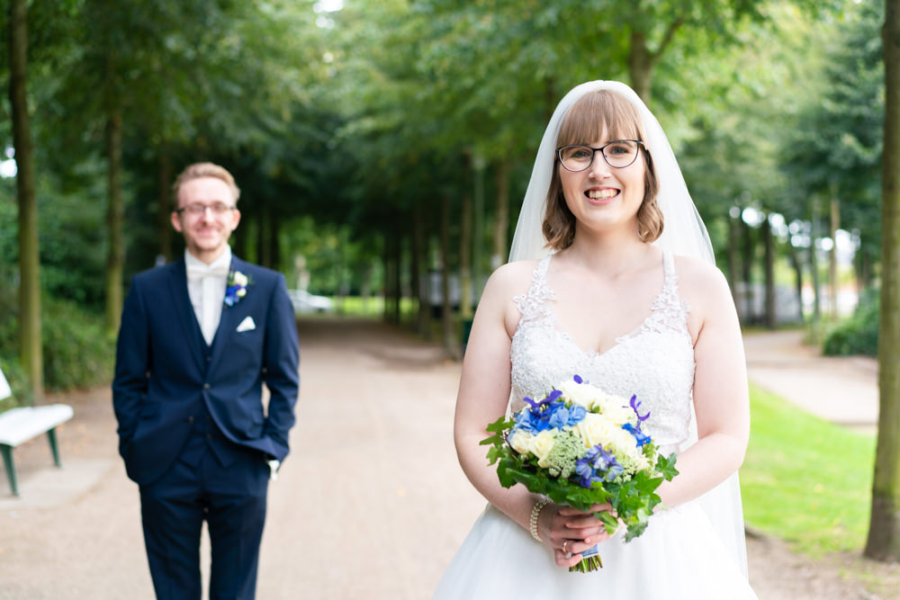 Hochzeitsfotografin Bremen Paarshooting im Bürgerpark I Elysianna Lumiere Photography