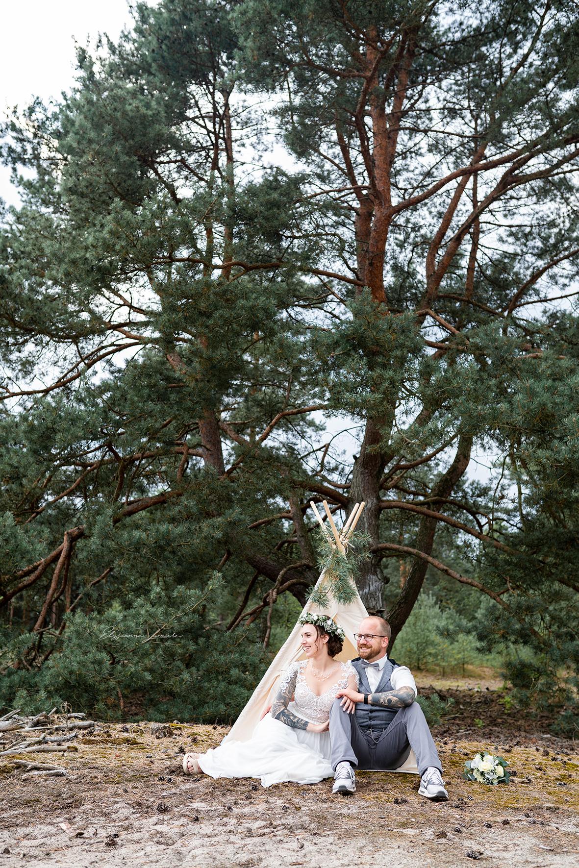Hochzeitsfotograf Rotenburg Wümme Bohoshooting