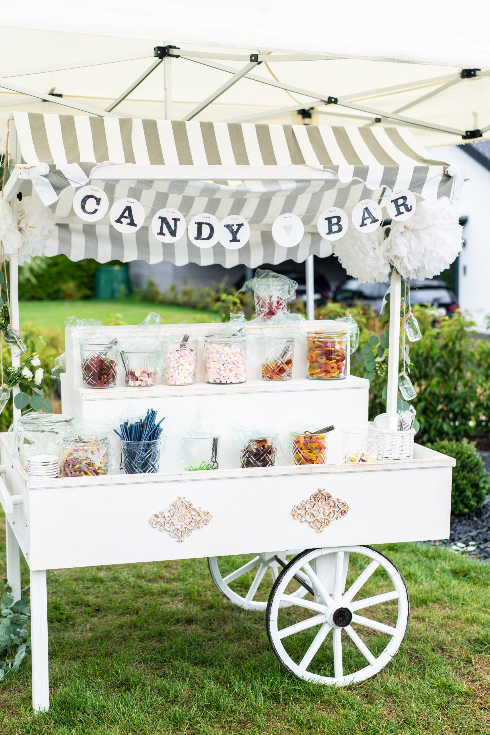 Candybar Anhänger im Vintagelook