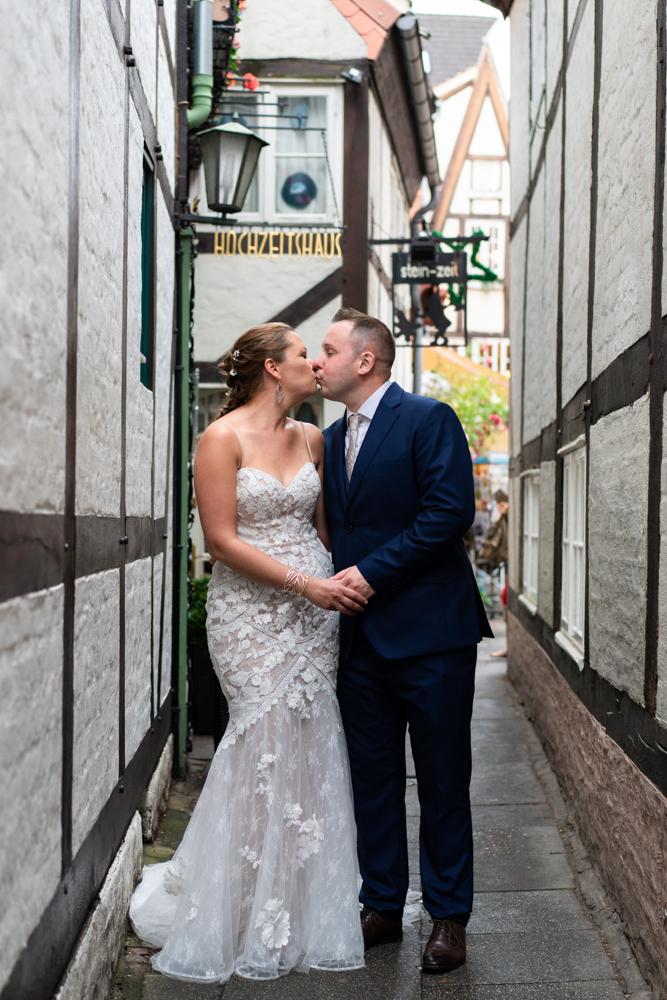 Hochzeitsfotograf Bremen Heiraten in Bremen mit Hochzeitsfotograf
