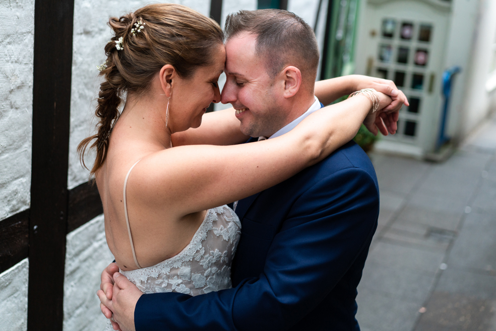 Hochzeitsfotograf Bremen Schnoor