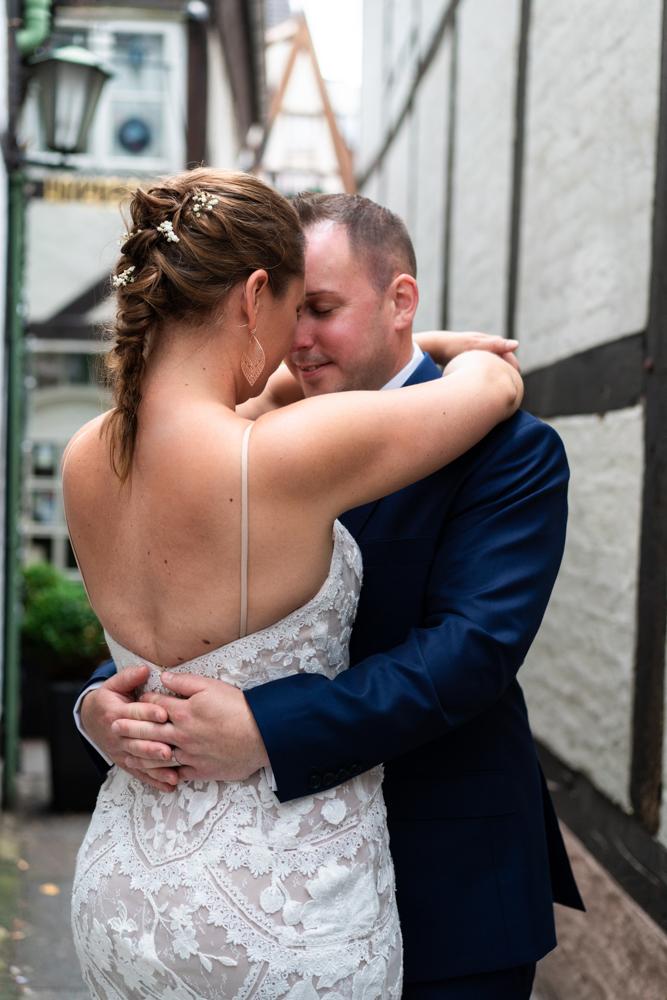 Hochzeitsfotos im Schnoor Hochzeit Schnoor Eleven Hochzeitsfotografin Bremen