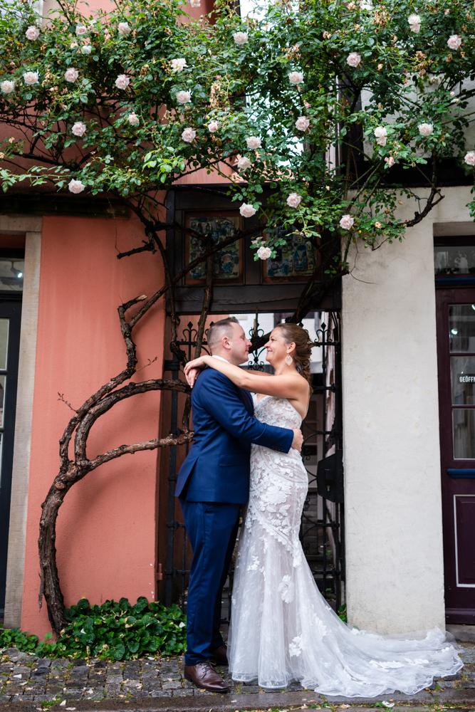 Fotografin für Hochzeitsfotos in Bremen Hochzeit feiern im Schnoor