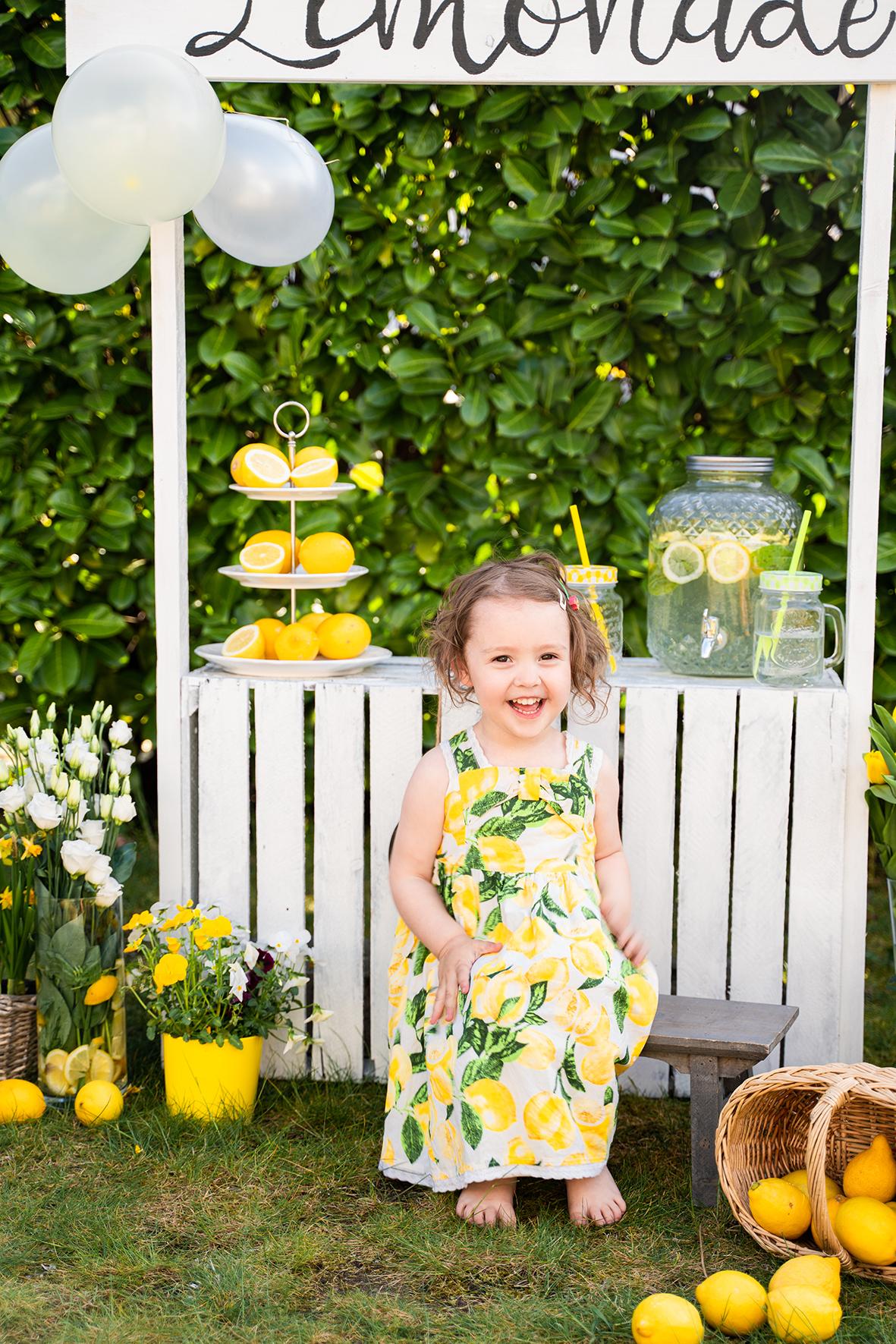 Fotograf Zeven Limonadenshooting Fotoshooting Kinderfotograf Babyfotograf