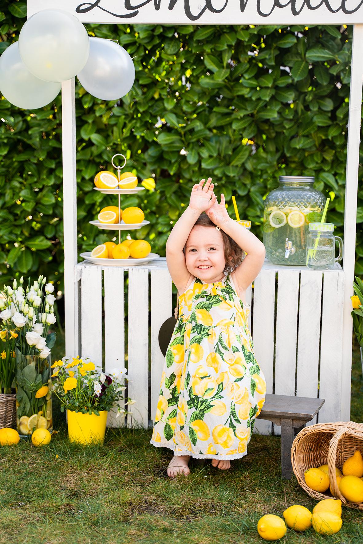 Limonadenshooting in Bremen Fotografin Lilienthal Ottersberg Zitronenshooting
