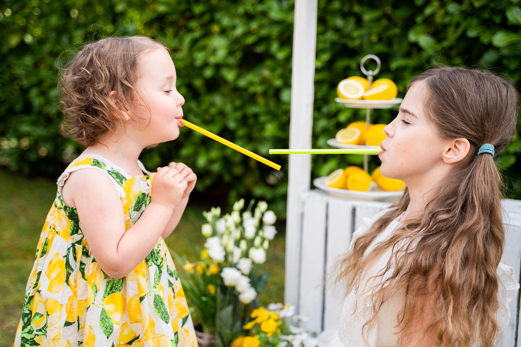Garten-Fotoshooting Bremen Kindershootings Babyfotograf