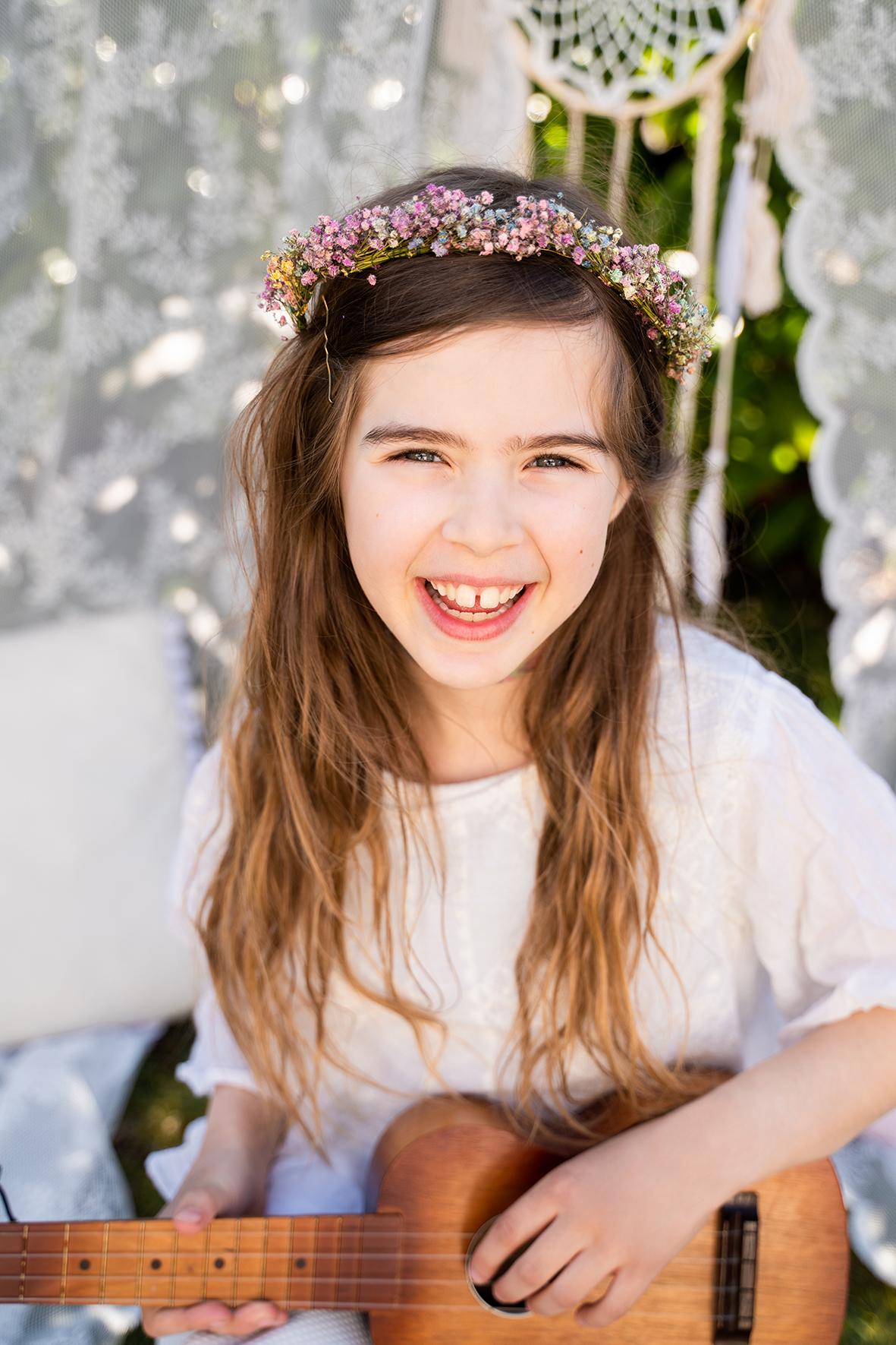 Kindershooting Hochzeitsfotograf Blumenmädchen Geschwisterfotos Familienfotograf Bremen
