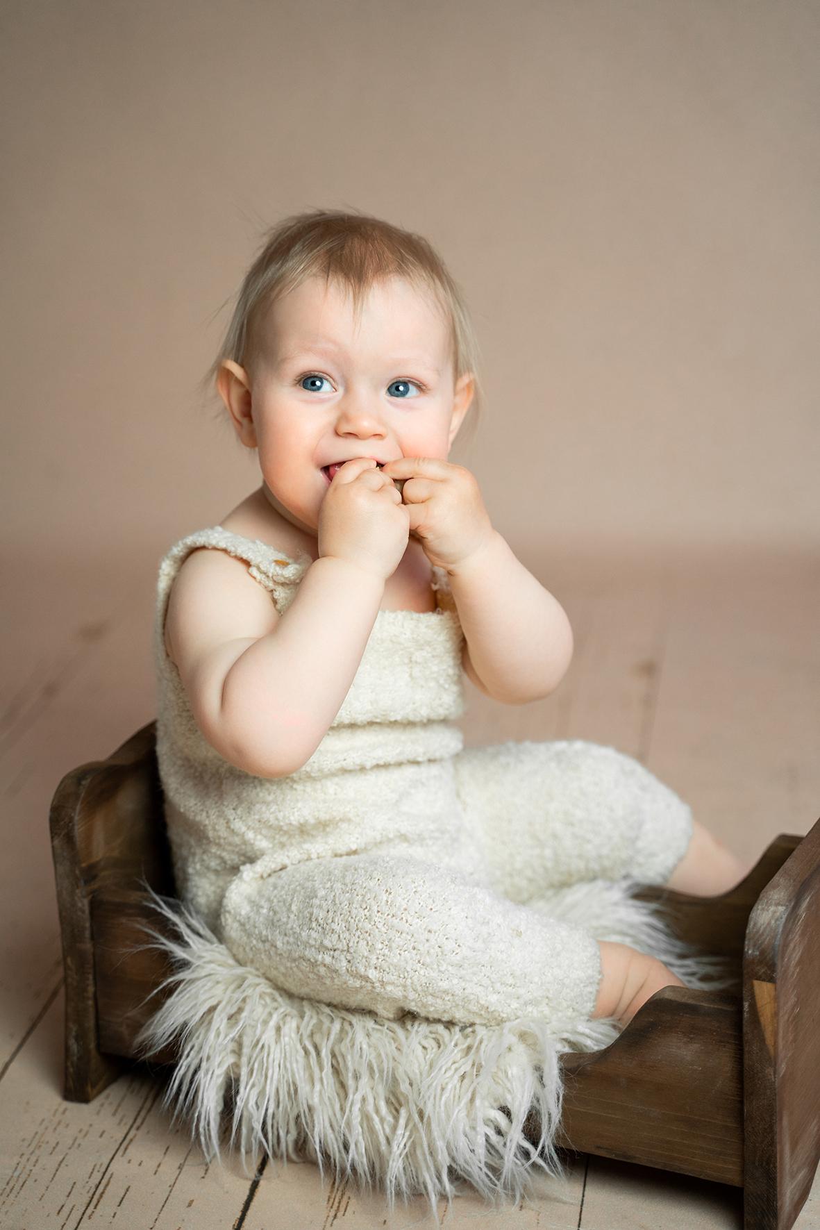 Fotograf Bremen Babyfotoshooting im Studio