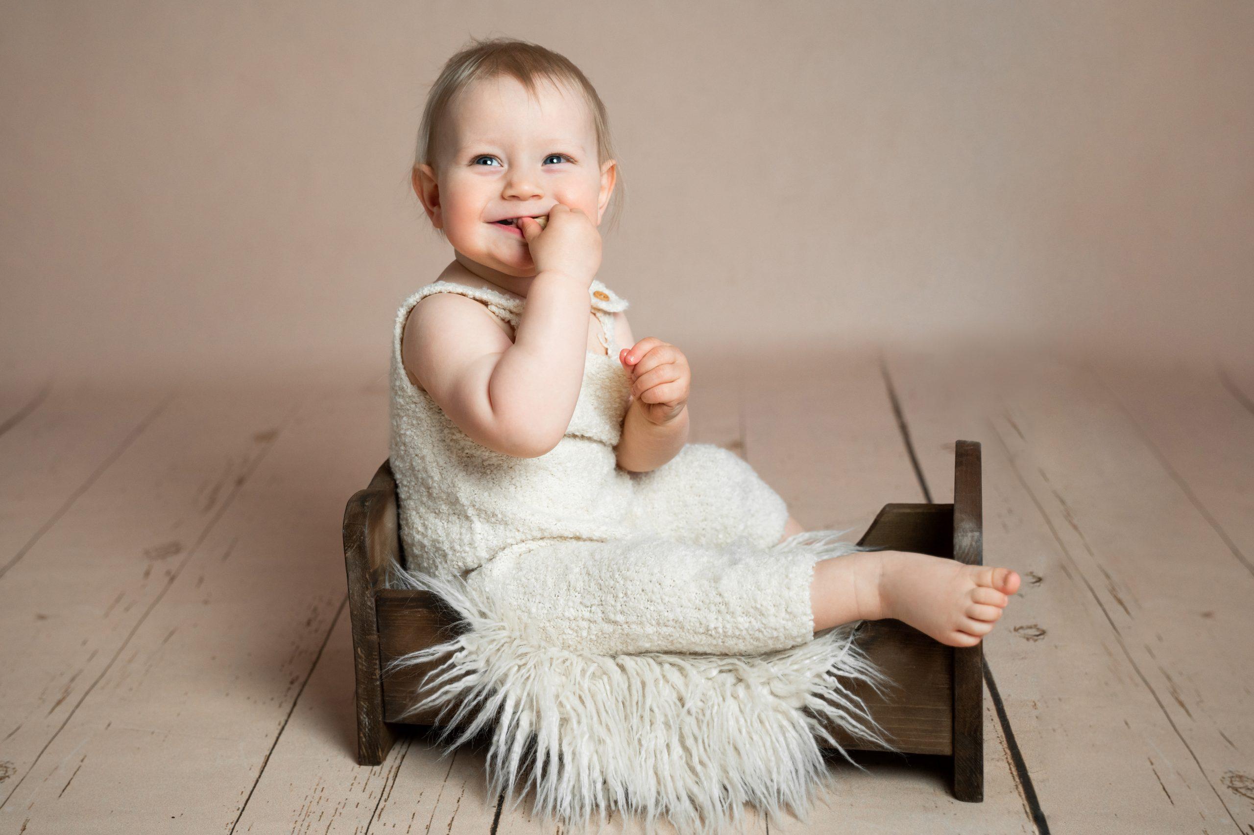 Fotoshooting für Babys in Bremen Hochzeitsfotografin Lilienthal