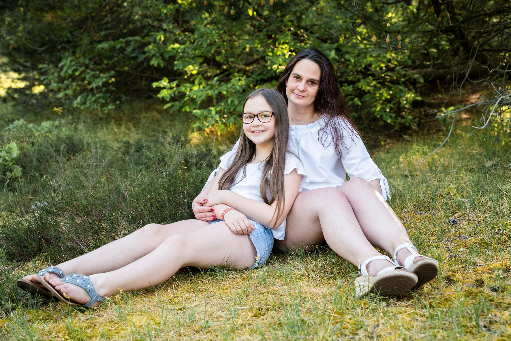 Mutter und Tochter Fotoshooting Familienshooting Bremen Fotograf Lilienthal