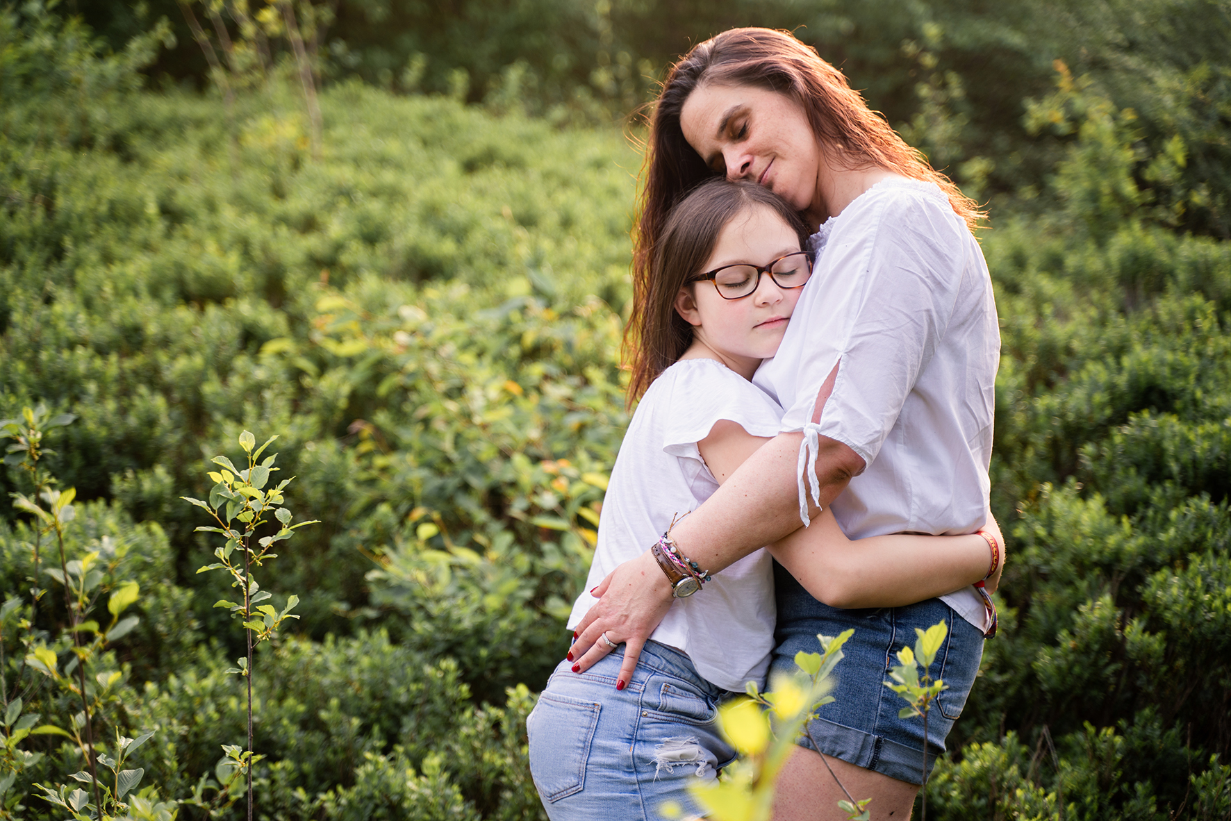 Fotografin Lilienthal Familienshooting Familienfotos Outdoor