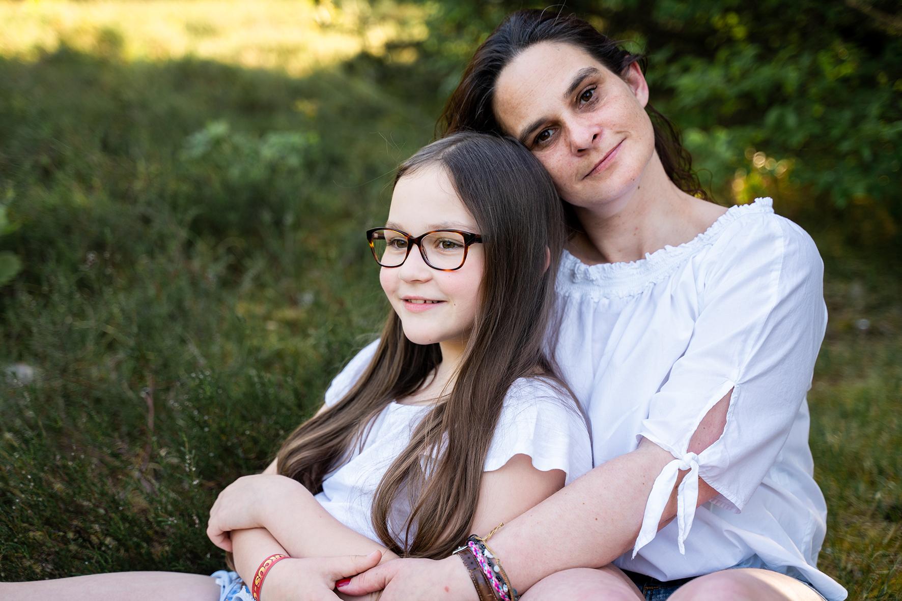Fotograf Bremen Fotoshooting für Familien Mutter und Tochter