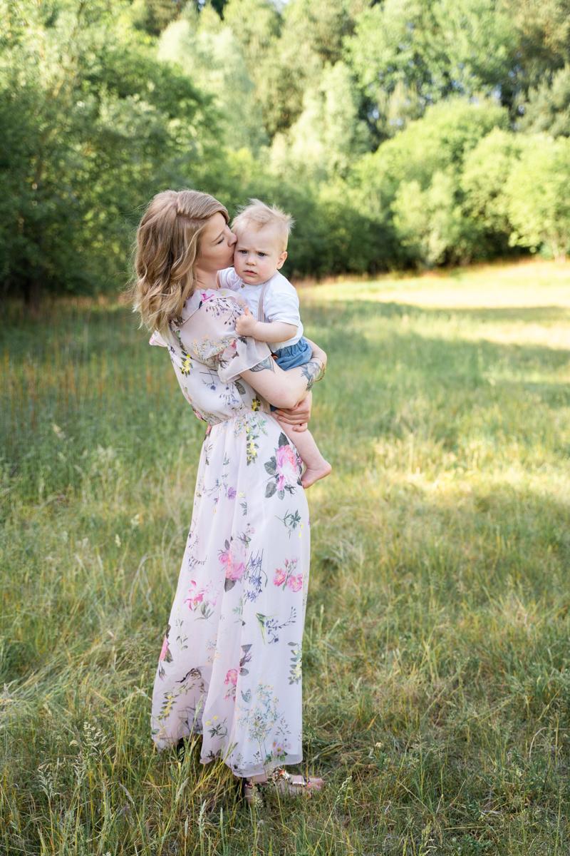 Mutter und Kind Fotoshooting Babyfotograf Bremen Familienfotos Osterholz-Scharmbeck