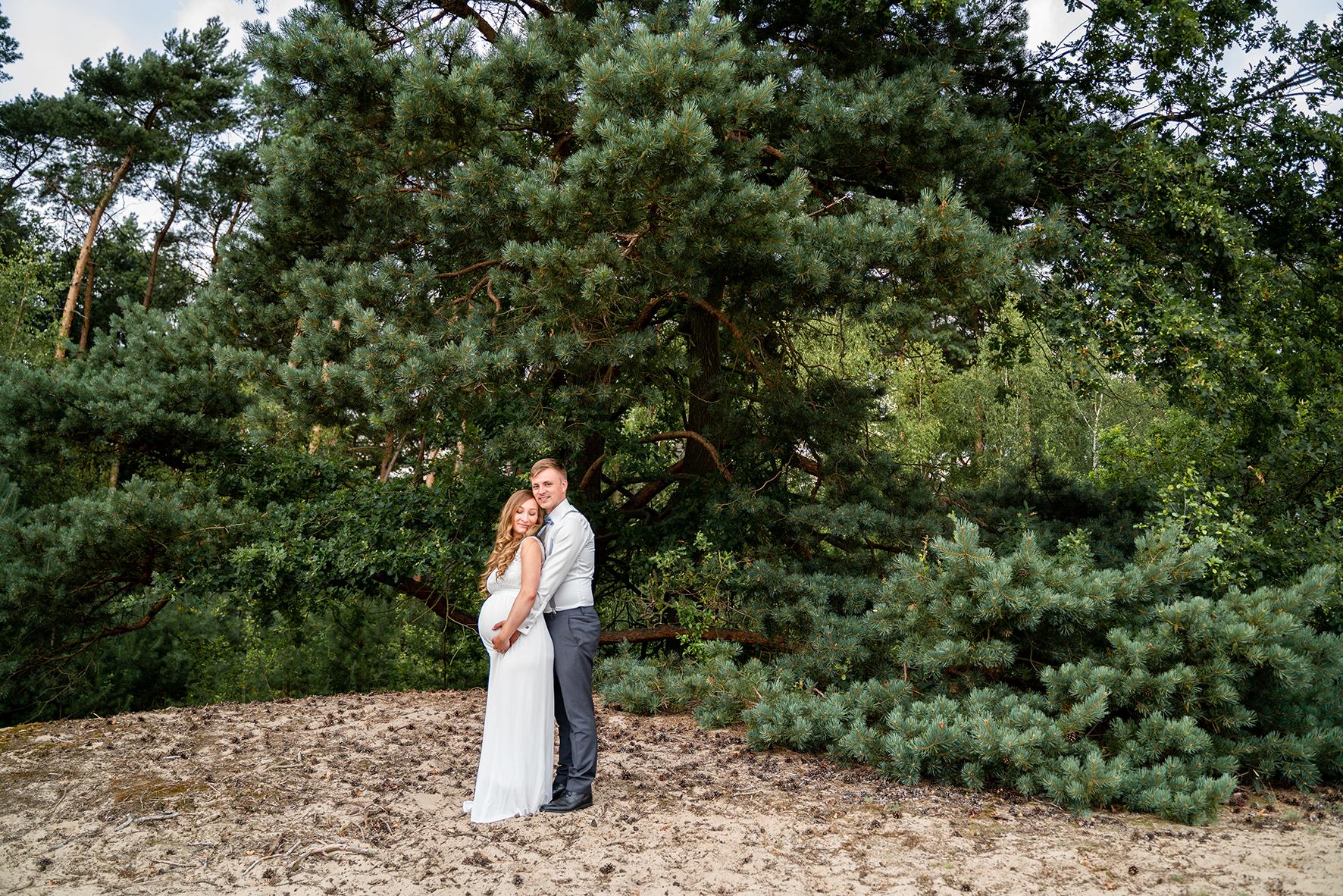 Hochzeitsfotograf Bremen Hochzeitsfotos mit Babybauch
