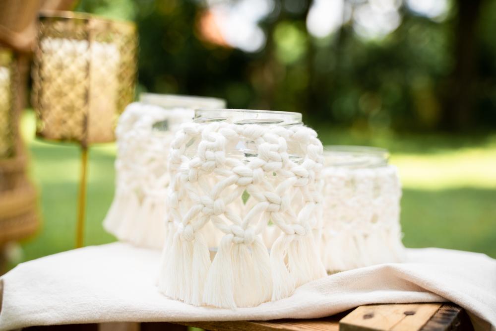 Makrameelampen Hochzeitsfotograf bremen