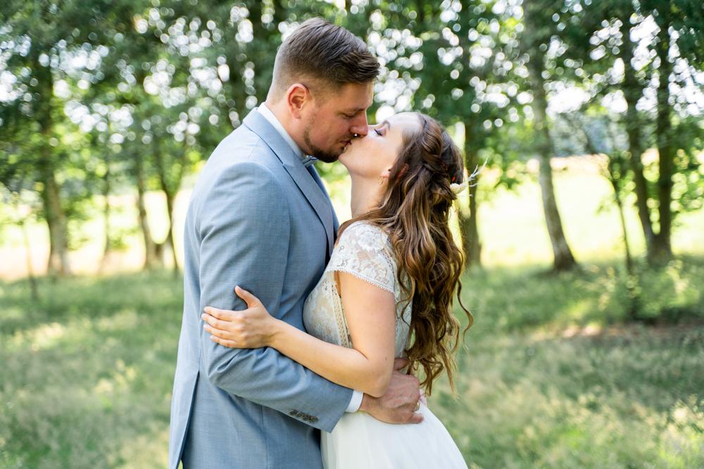 Hochzeitsreportage Bremen Hochzeitsfotograf für Boho Hochzeiten mit freier Trauung