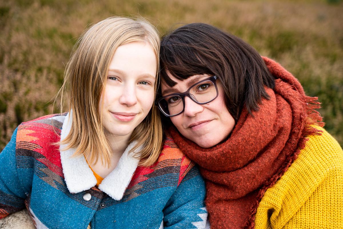 Gemeinsame Erinnerungen durch schöne Familienfotos Fotografin bremen