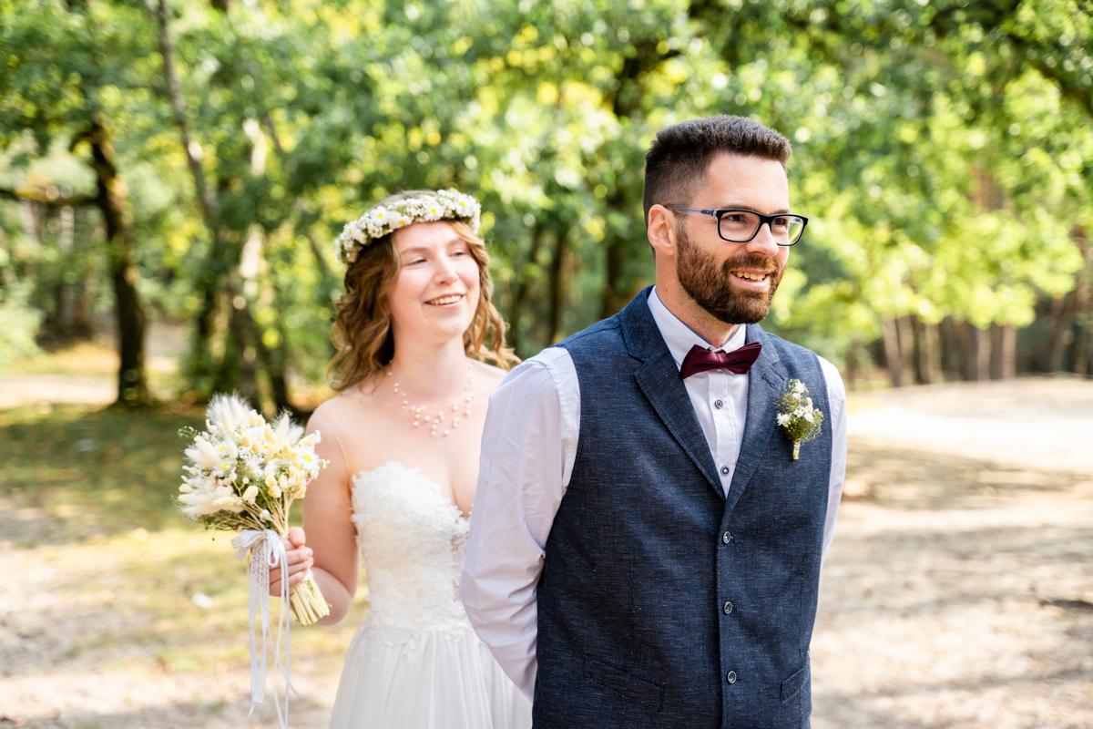 First Look Hochzeitsreportage Bassum Hochzeitsfotograf bremen