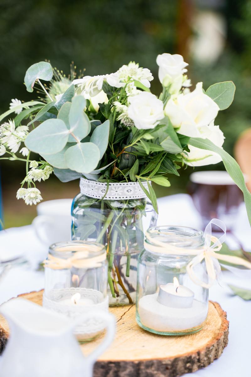 Blumendekoration Eukalyptus Hochzeit Bremen Hochzeitsfotos Bassum