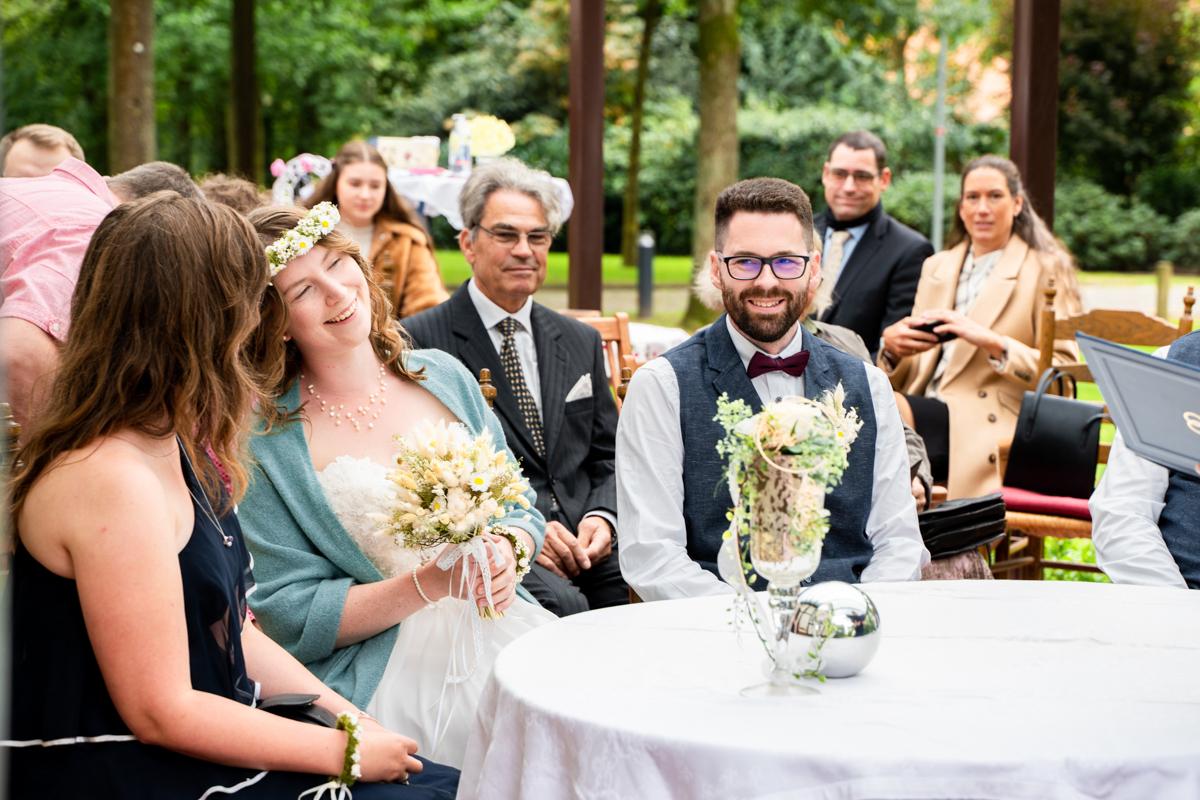 Standesamtliche Trauung Freudenburg bassum Hochzeitsfotograf Trauzeremonie