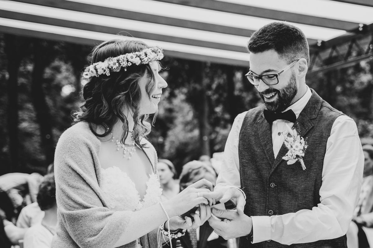 Ringwechsel Ehegelübde Hochzeitsfotograf bremen