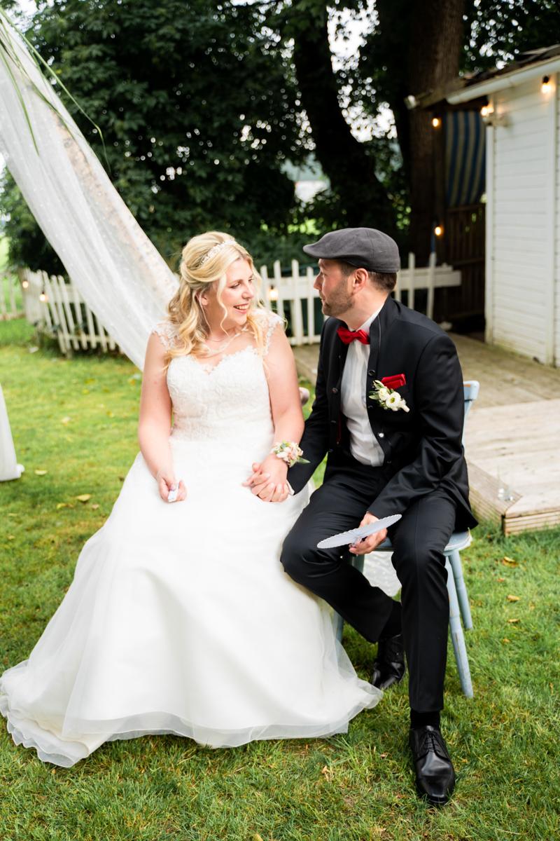 Bild des Brautpaares Hochzeitsfotograf bremen