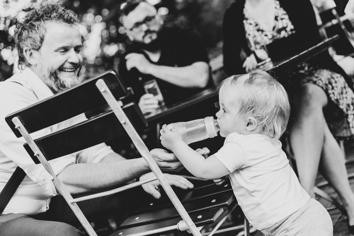 Niedliches Kind bei der Hochzeitsfeier Hochzeitsfotos Bremen