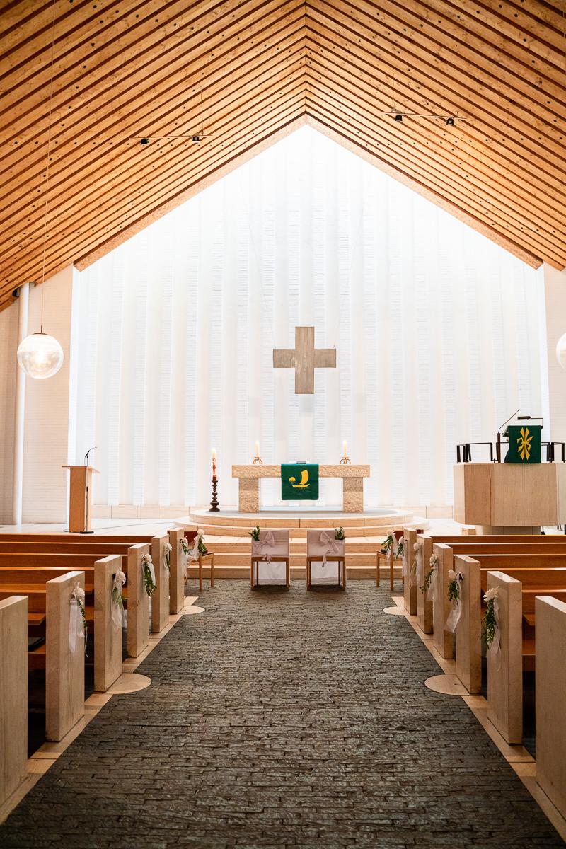 Kirche St Magnus Hochzeitsfotos in bremen