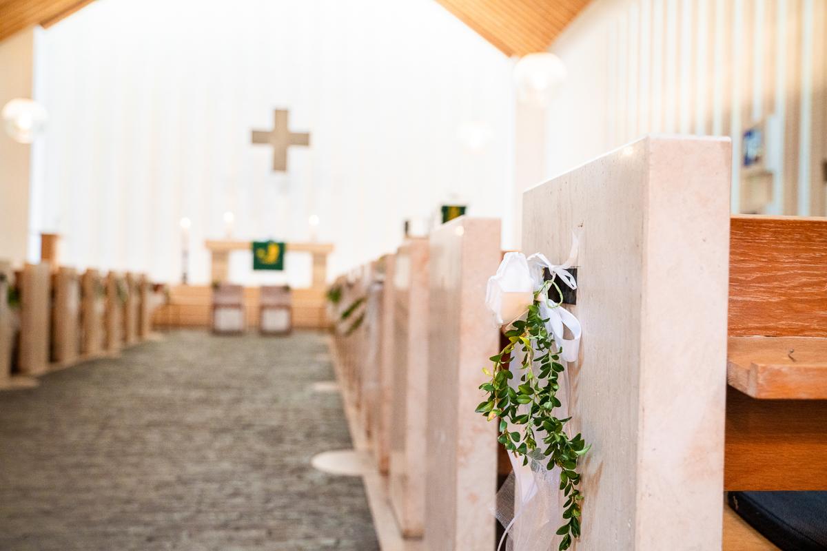 Kirch St Magnus Hochzeitsreportage Bremen