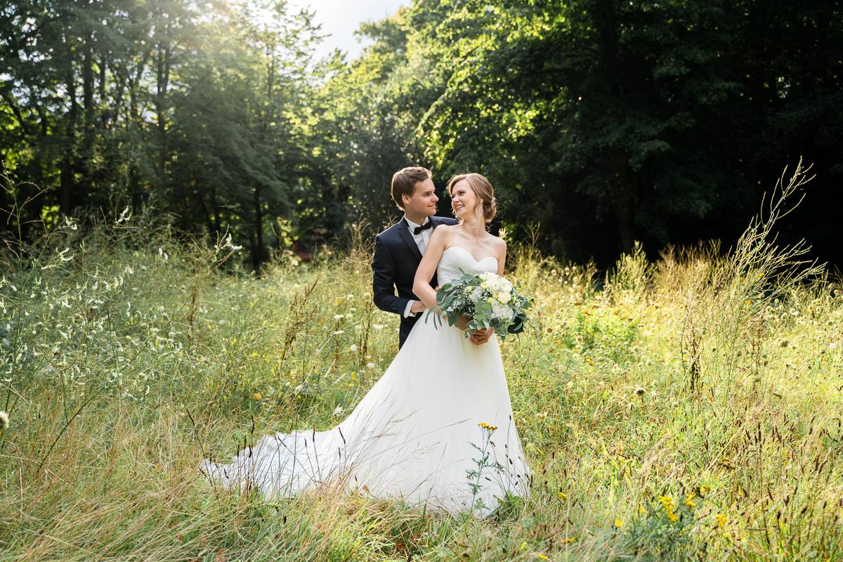 Hochzeitsfotos Wildwiese Hochzeitsfotograf Bremerhaven