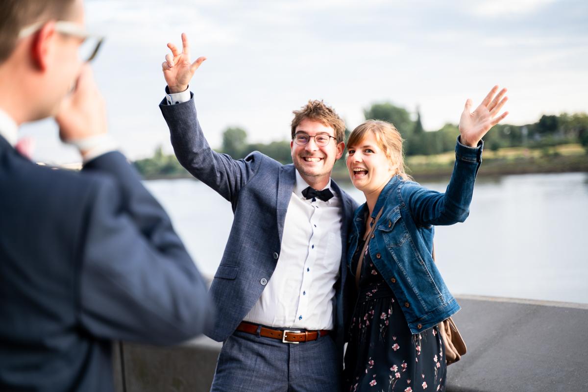 Polaroidfotos bei der Hochzeitsfeier Bremen Hochzeitsreportage