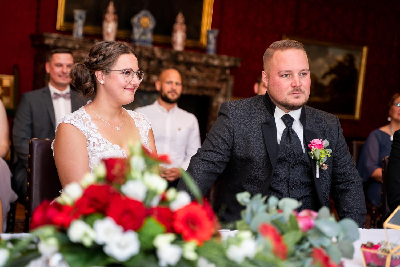 Trauung im Bremer Rathaus Hochzeitsreportage Lilienthal