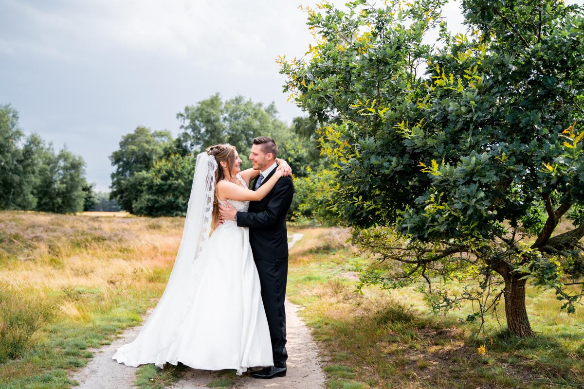 Heidelandschaft Wildeshausen Hochzeitsfotografin Bremen Hochzeitsfotos Oldenburg