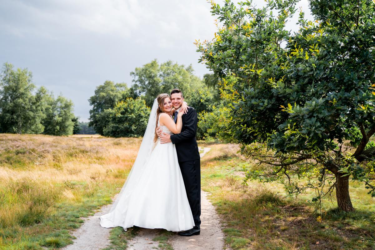 Brautpaarfotos Hochzeitsfotografin Bremen Heideweg Wildeshausen