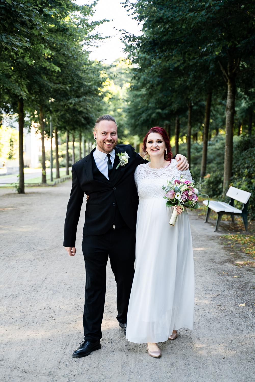 Hochzeitsfotografin Bremen Hochzeitsfotos im Bürgerpark Bremen