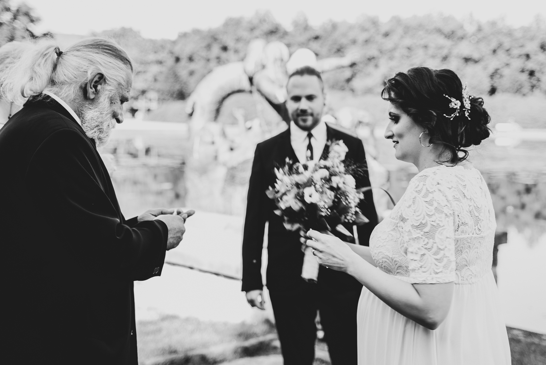 Empfang auf der Hochzeit Hochzeitsfotografin bremen