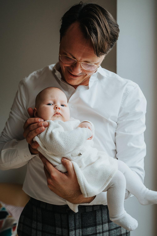 Babyfotos in natürlicher Umgebung Homestory Shooting Fotografin bremen
