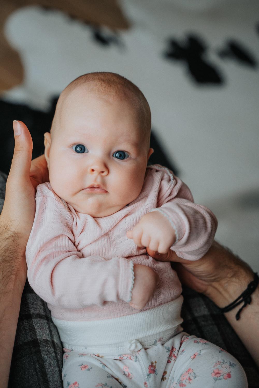 Babyportrait Babyfotograf Zuhause Bremen