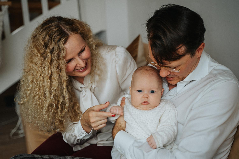 Fotoshooting mit Baby Zuhause Homestory Fotoshooting in Bremen