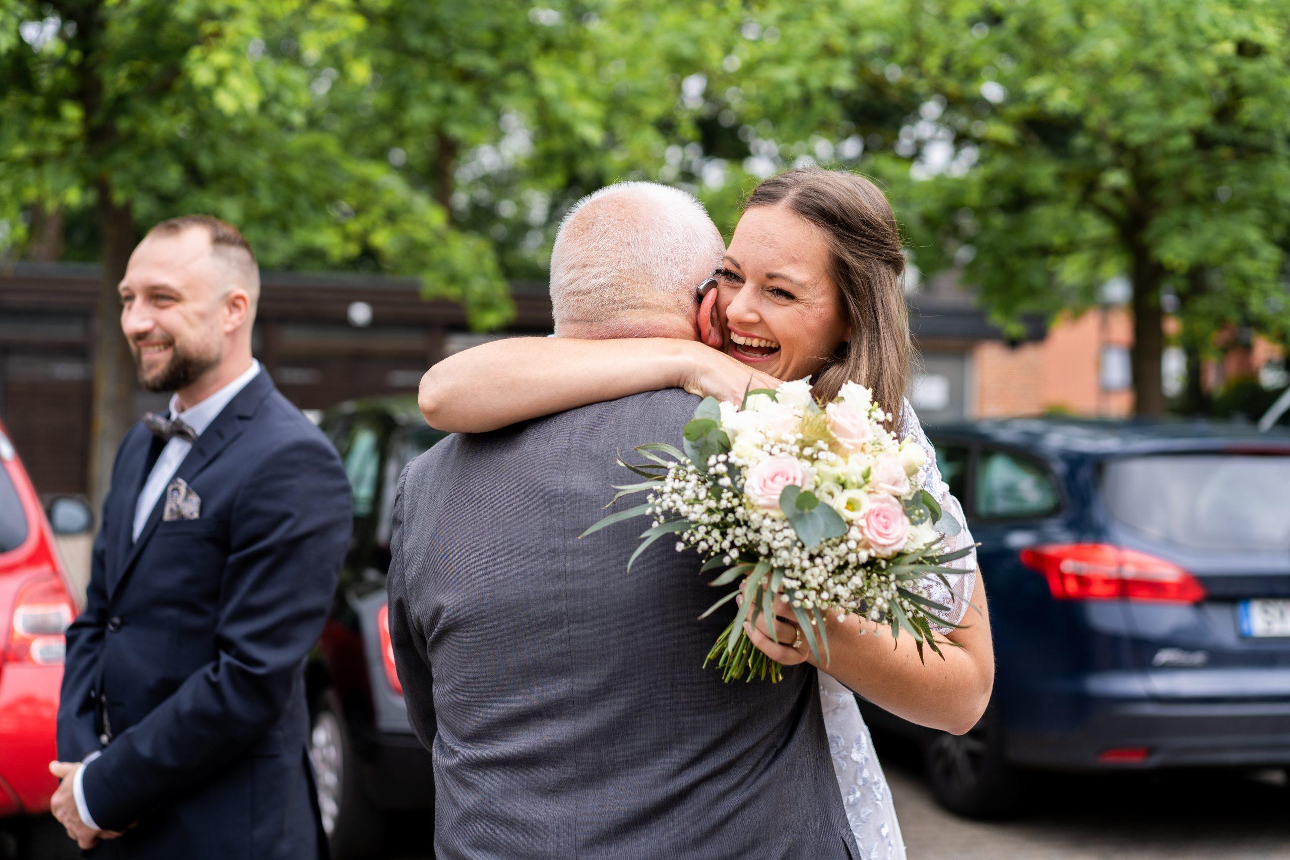 Hochzeit Glückwunsch Hochzeitsgäste Hochzeitsfotografie Weyhe
